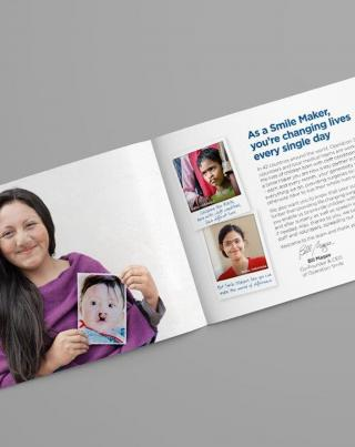 Operation Smile booklet